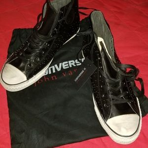 Limited edition converse sneakers